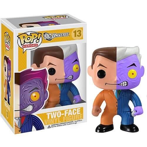 Funko Two-Face Pop! Vinyl