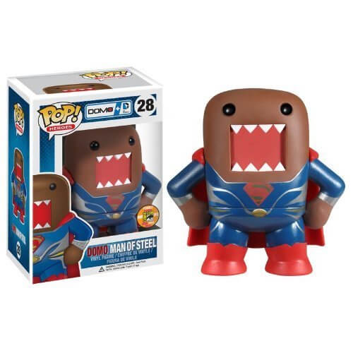 Funko Domo Man Of Steel Pop! Vinyl