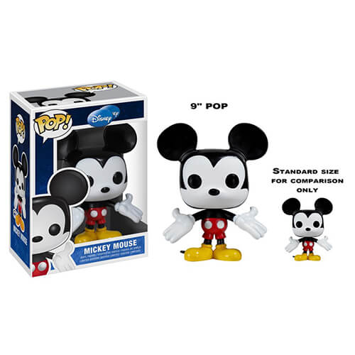 Funko Mickey Mouse (9