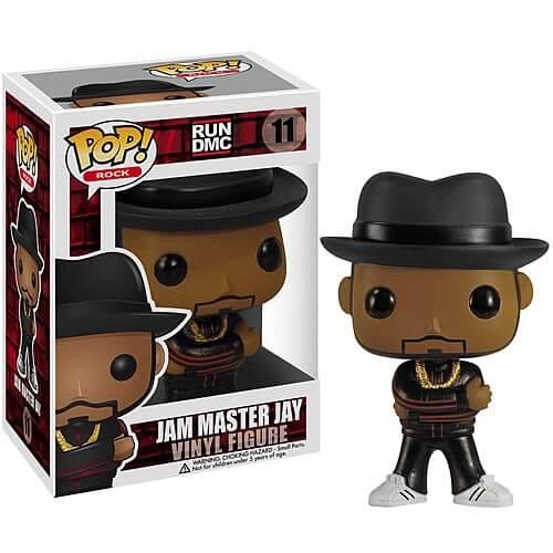 Funko Jam Master Jay Pop! Vinyl
