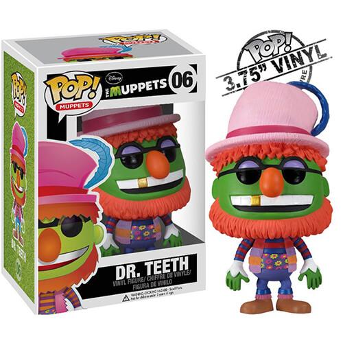 Funko Dr Teeth Pop! Vinyl