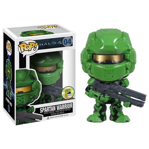 Funko Spartan Warrior (Green) Pop! Vinyl