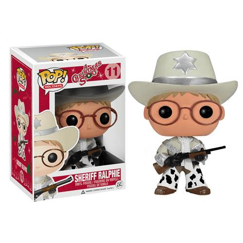 Funko Sheriff Ralphie Pop! Vinyl