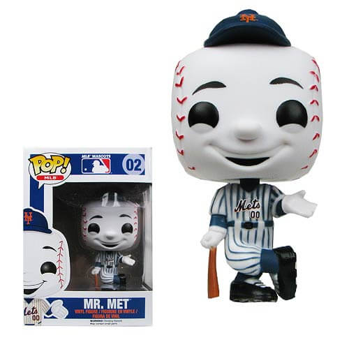 Funko Mr. Met Pop! Vinyl