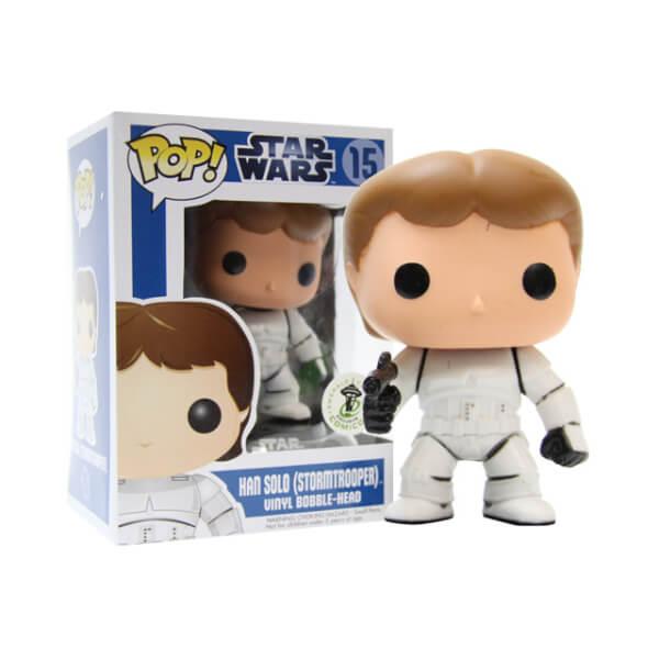 Funko Han Solo (Stormtrooper) Pop! Vinyl