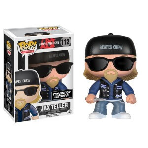 Funko Jax Teller With Hat Pop! Vinyl