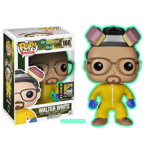 Funko Walter White SDCC Pop! Vinyl