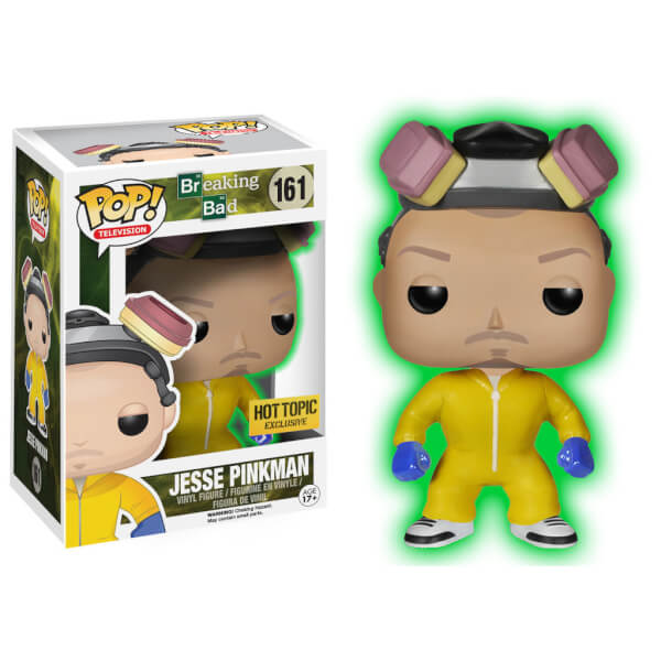 Funko Jesse Pinkman (Hot Topic Exclusive) Pop! Vinyl