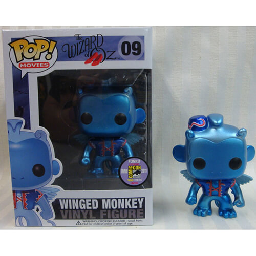 Funko Winged Monkey (Metallic) Pop! Vinyl