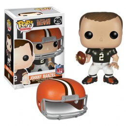 Funko Johnny Manziel Pop! Vinyl
