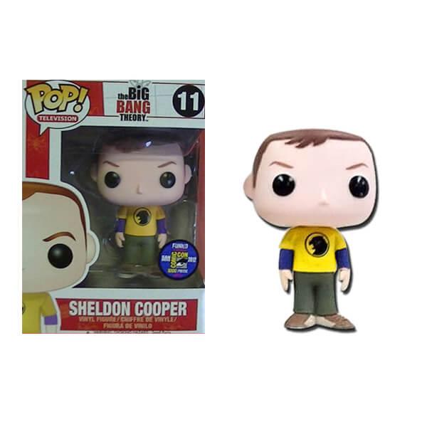 Funko Sheldon Cooper (Hawkman T-Shirt) Pop! Vinyl