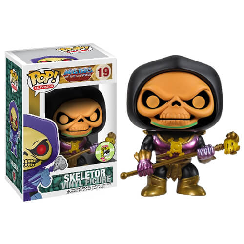 Funko Disco Skeletor SDCC 2013 Pop! Vinyl