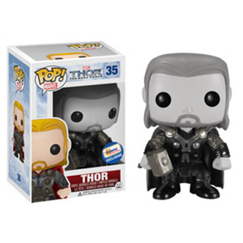 Funko Thor B&W (Gemini Collectibles) Pop! Vinyl