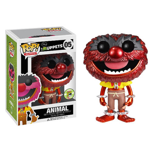 Funko Animal (Metallic) Pop! Vinyl