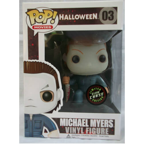 Funko Micheal Myers (Chase) Pop! Vinyl