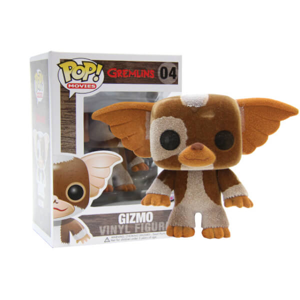 Funko Gizmo (SDCC 2011 Flocked) Pop! Vinyl