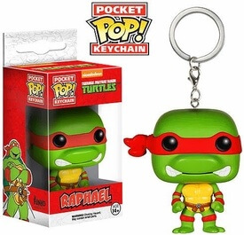 Funko Raphael Pop! Keychain