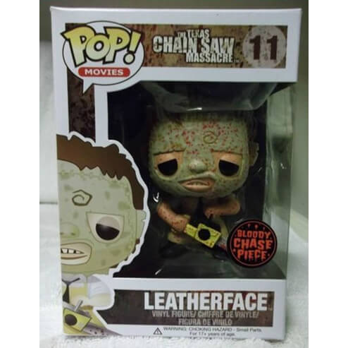 Funko Leatherface (Chase) Pop! Vinyl