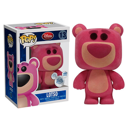 Funko Lotso (Flocked) Pop! Vinyl