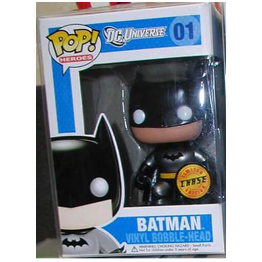 Funko Batman (Bobblehead Chase) Pop! Vinyl