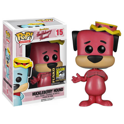 Funko Huckleberry Hound (Red) Pop! Vinyl