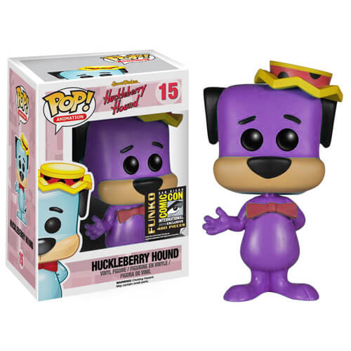 Funko Huckleberry Hound (Purple) Pop! Vinyl