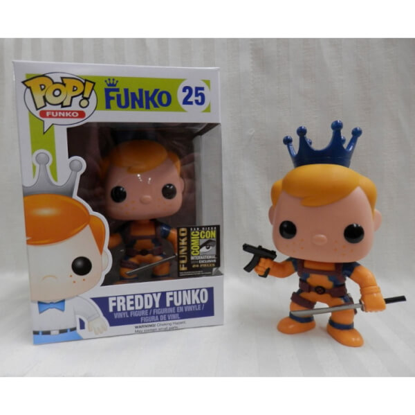 Funko Deadpool Orange Suit (Freddy) Pop! Vinyl