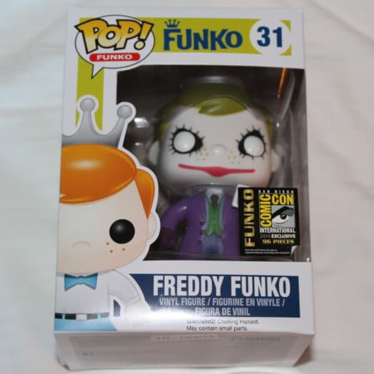 Funko The Joker The Dark Knight (Freddy) Pop! Vinyl