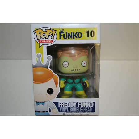Funko Martian (Freddy) Pop! Vinyl