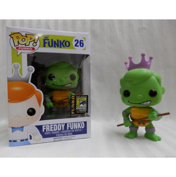 Funko Donatello (Freddy) Pop! Vinyl