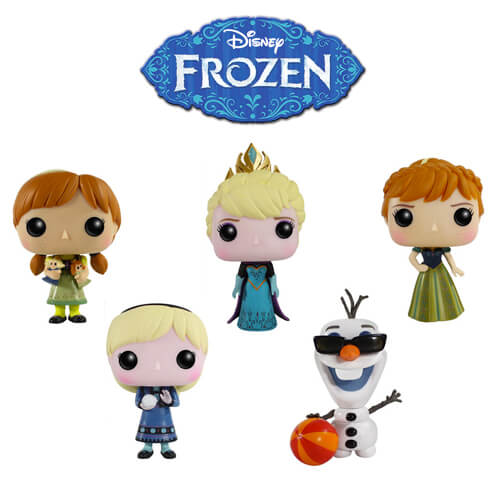Funko Frozen Set 2 Pop! Vinyl