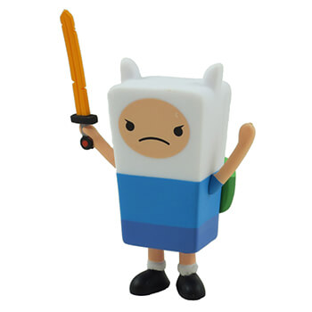 Funko Finn With Sword Mystery Minis