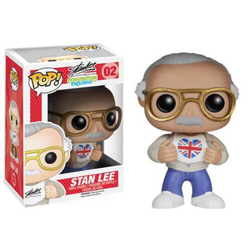 Funko Stan Lee (London Comic Con) Pop! Vinyl