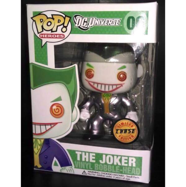 Funko Joker (Chase Bobblehead) Pop! Vinyl