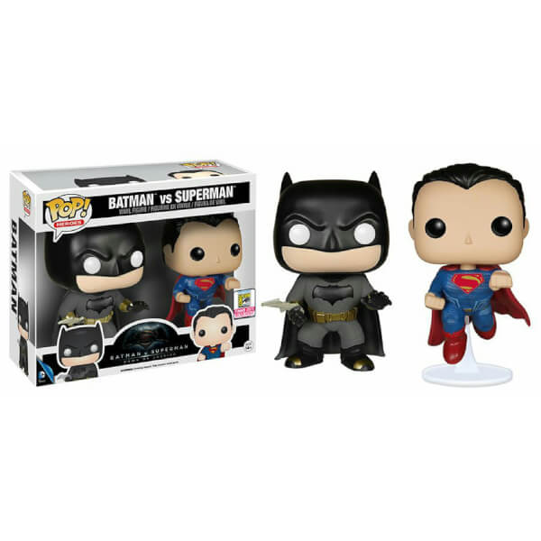 Funko Batman v Superman Pop! Vinyl