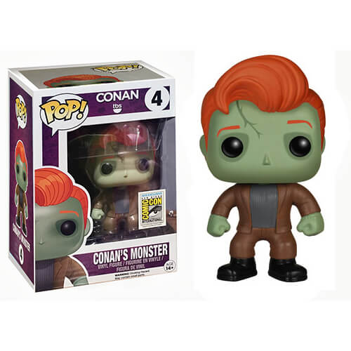 Funko Conan'S Monster Pop! Vinyl