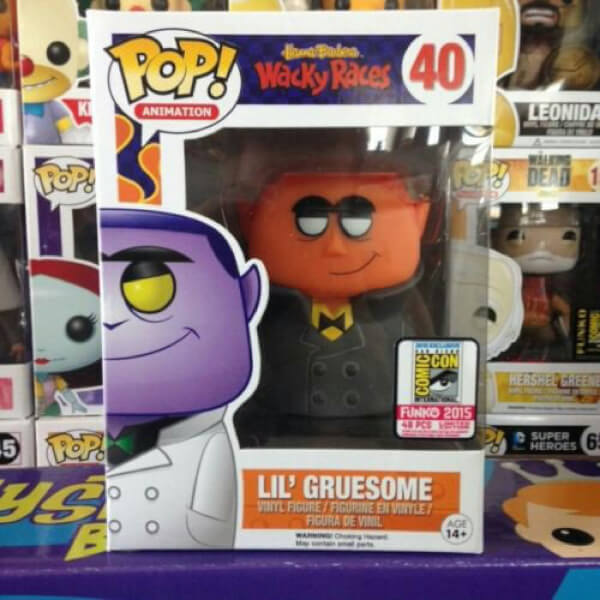 Funko Lil' Gruesome (Orange & Black) Pop! Vinyl
