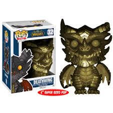 Funko Deathwing (Gold) Pop! Vinyl