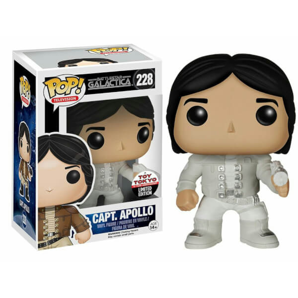 Funko Captain Apollo Pop! Vinyl