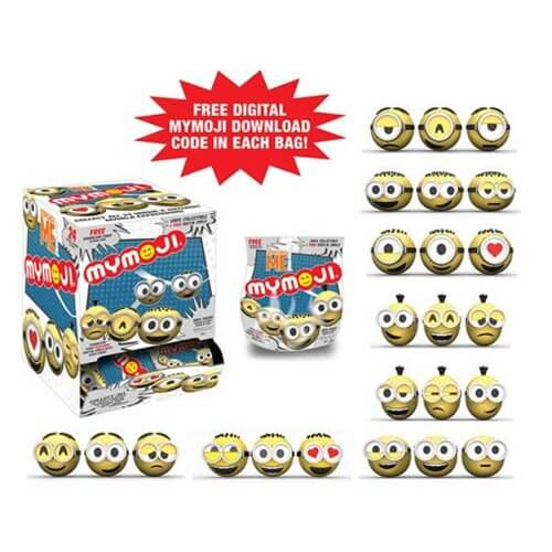 Funko Mymoji Despicable Me Minions Mini-Figure Other