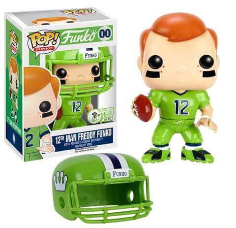Funko 12th Man Freddy Funko Pop! Vinyl