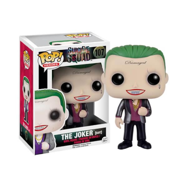 Funko The Joker (Suit) Pop! Vinyl