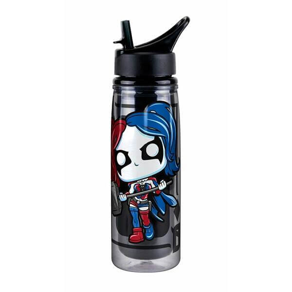 Funko Harley Quinn Water Bottle Pop! Home