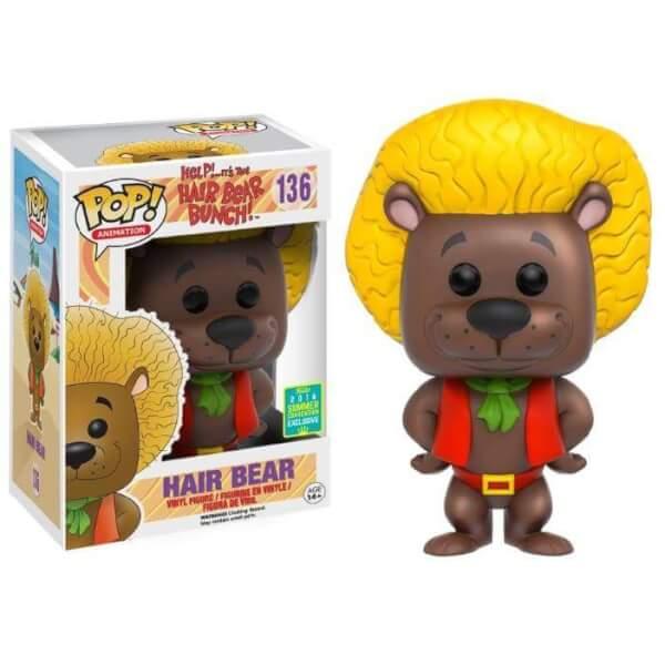 Funko Hair Bear (Brown) Pop! Vinyl