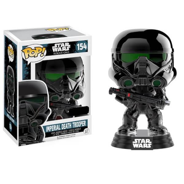 Funko Imperial Death Trooper (Chrome) Pop! Vinyl