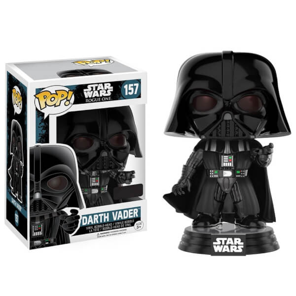 Funko Darth Vader (Force Grip) Pop! Vinyl