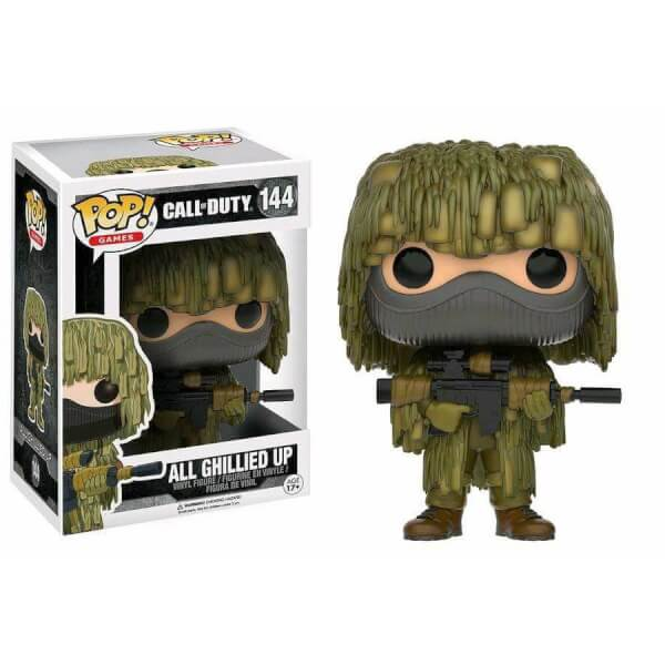 Funko All Ghillied Up Pop! Vinyl
