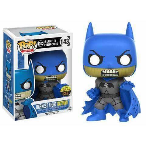 Funko Darkest Night Batman Pop! Vinyl