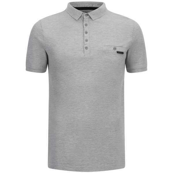 Polo Homme Dunraven Dissident - Gris