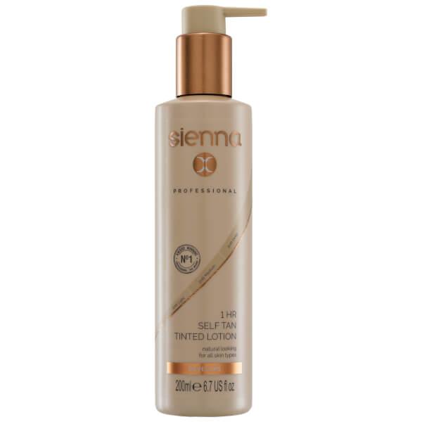 Sienna X High Intensity Tanning - Express Tan 200ml